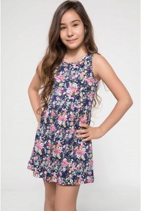 فستان اطفال بناتي مورد