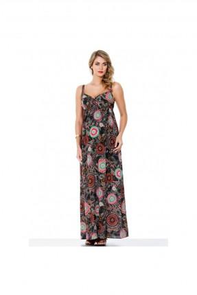فستان حمل مزخرف