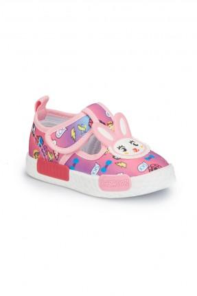 حذاء بيبي بناتي _ زهري