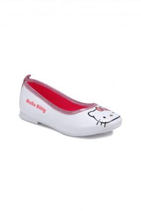 حذاء اطفال بناتي مع رسمة لولو كاتي