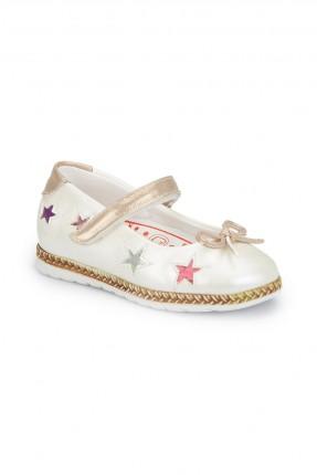 حذاء اطفال بناتي مزين بنجوم