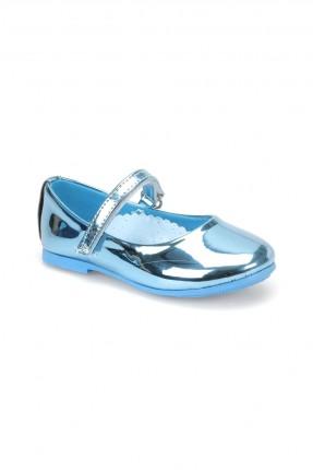 حذاء اطفال بناتي _ ازرق داكن