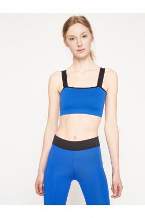 صدرية نسائية رياضة سبور - ازرق