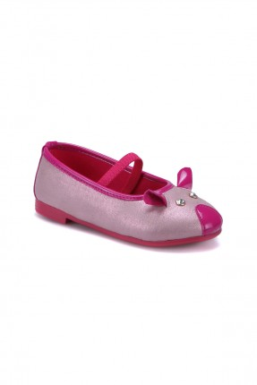 حذاء اطفال بناتي _ زهري