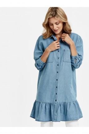 قميص نسائي سبور جينز
