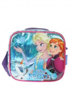 حقيبة يد مدرسية اطفال بناتي مع رسمة فرزون