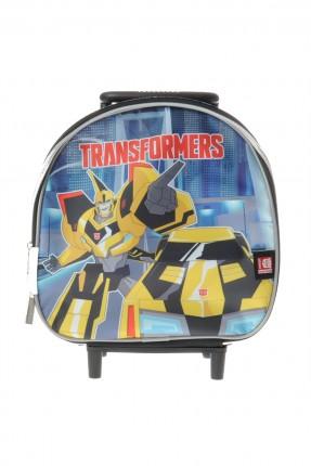 حقيبة ظهر مدرسية اطفال ولادي مع رسمة