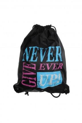 حقيبة ظهر مدرسية  اطفال بناتي - اسود