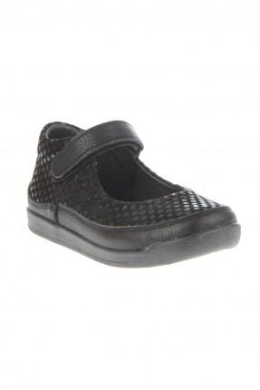 حذاء بيبي بناتي - اسود