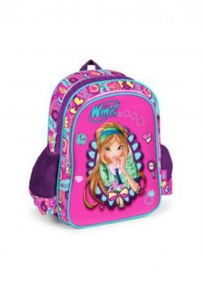 حقيبة ظهر مدرسية اطفال بناتي مع رسمة