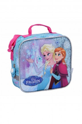حقيبة يد مدرسية اطفال بناتي مع رسمة فروزن