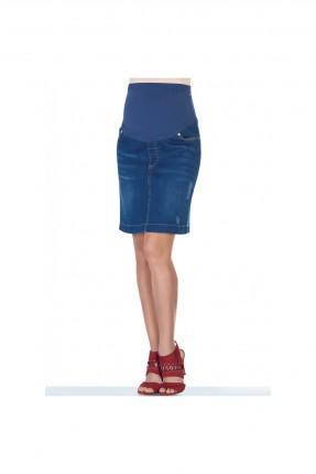 تنورة حمل جينز سبور