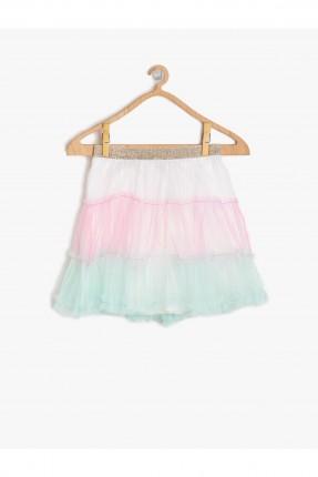 تنورة اطفال بناتية ملونة سبور