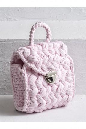 حقيبة ظهر نسائية سبور - وردي