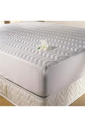 غطاء مرتبة سرير مفرد