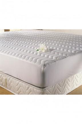 غطاء مرتبة سرير مزدوج