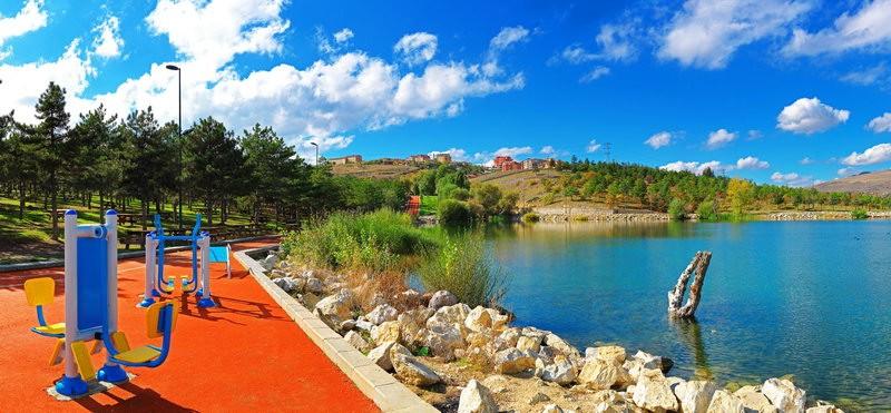 نتيجة بحث الصور عن بحيرة مافي غول انقرة تركيا