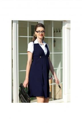 فستان حمل سبور - ازرق داكن