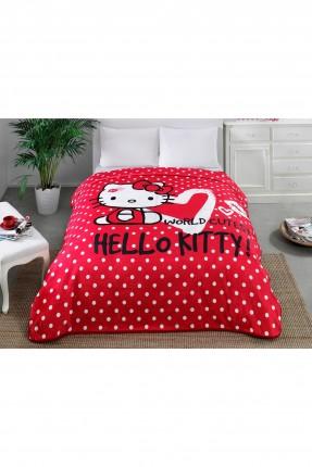 بطانية سرير اطفال بناتي مع رسمة