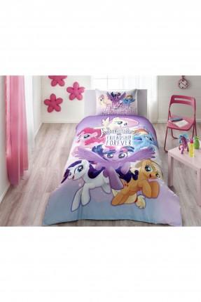 طقم غطاء سرير اطفال مع رسمة