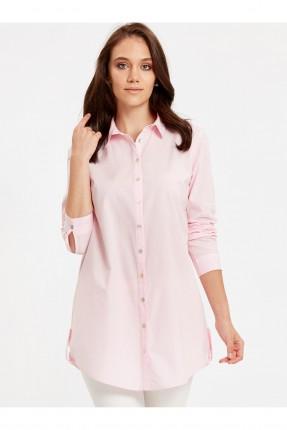 قميص نسائي سبور _ زهري
