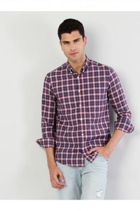 قميص رجالي مربعات سبور