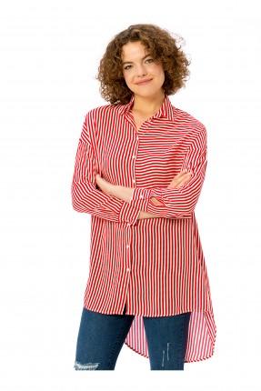 قميص نسائي سبور مخطط