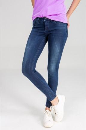 بنطال نسائي جينز مع جيوب