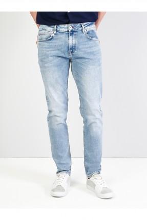 بنطال جينز فاتح رجالي