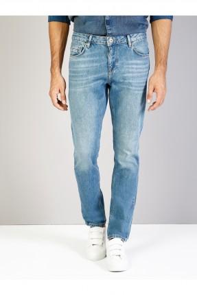بنطال رجالي جينز كاحت