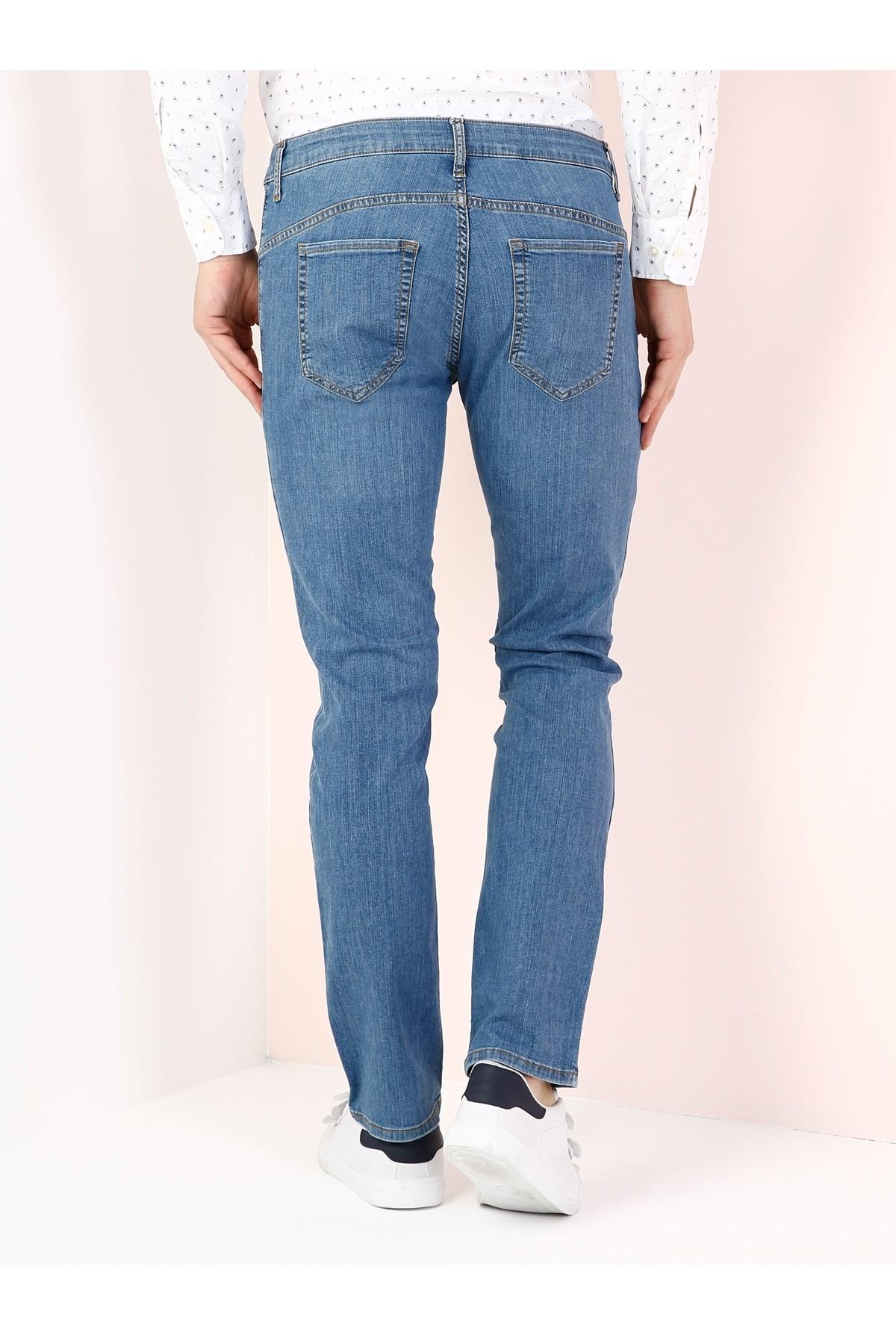 254368364 بنطال جينز رجالي - باسعار مخفضة - كولينز colins | السعر : 12.16 ...