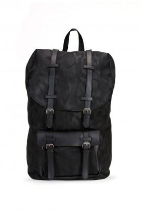 حقيبة ظهر رجالية مع احزمة