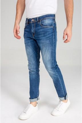 بنطال رجالي جينز سبور مع كحتة