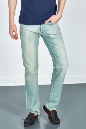 بنطال جينز رجالي مع جيوب