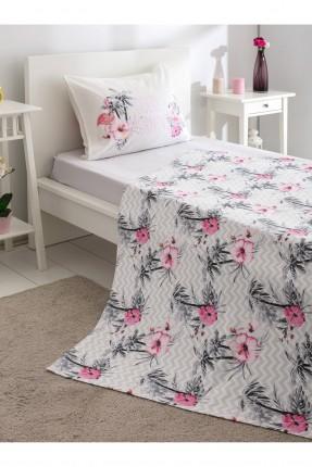 طقم بطانية سرير مفرد مورد