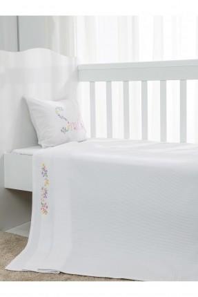 بطانية سرير بيبي بناتي