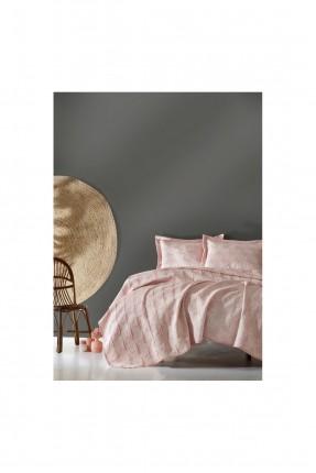 طقم غطاء سرير عرائسي جاكار