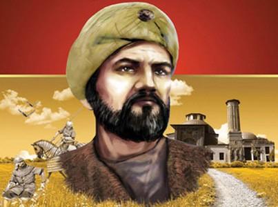 السلطان السلجوقي غياث الدين كيخسرو الأول I Giyaseddin Keyhusrev تركيا ادويت
