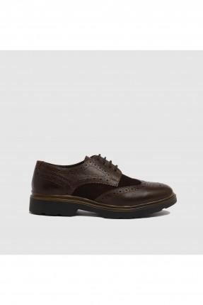 حذاء نسائي رسمي من الجلد