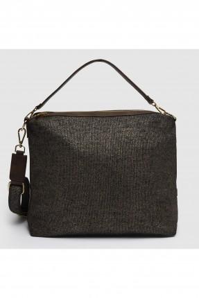 حقيبة يد نسائية قماشية شيك