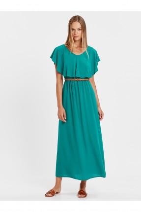 فستان سبور مع كمر