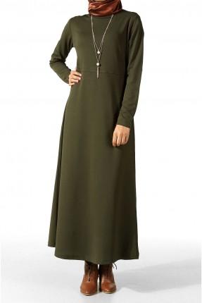 فستان سبور طويل للمحجبات