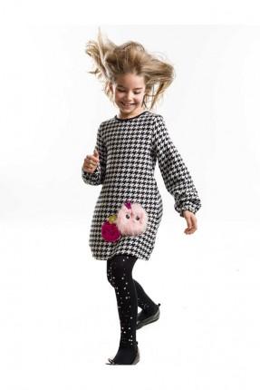 فستان اطفال بناتي كارو