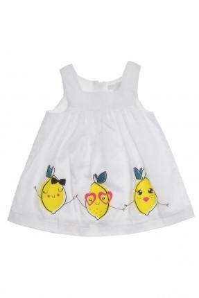 فستان بيبي بناتي مع رسمة