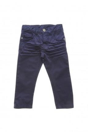 بنطال جينز اطفال ولادي - ازرق داكن