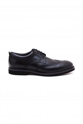 حذاء رجالي كلاسيكي _ اسود