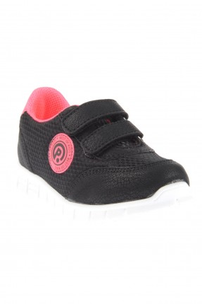 حذاء رياضي اطفال بناتي - اسود