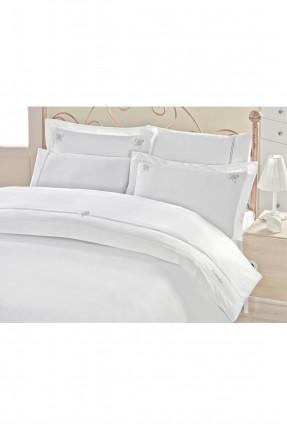 طقم غطاء سرير مزدوج - كلاسيك