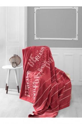 بطانية مزدوجة - مخططة