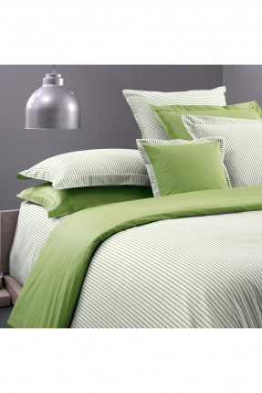 طقم غطاء سرير فردي - اخضر
